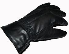 Herren Lederhandschuhe Leder Handschuhe, 100% echt Leder, NEU und verpackt