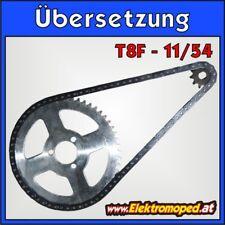 Monopattino Elettrico 11/54 T8F traduzione completa catena di grande catena fast