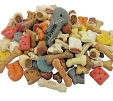 MIXED BISCUITS - (500g - 15kg) - Gravy Bone Pedigree Bonio Dog Treat bp Charcoal