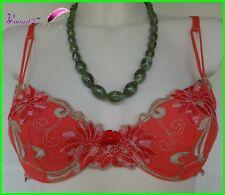 Soutien Gorge MIRIALE Couleur Rouge 85B 90B 90C 105C ou String S - AA16