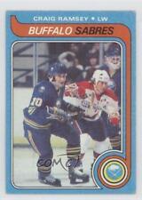 1979-80 Topps #207 Craig Ramsay Buffalo Sabres Hockey Card