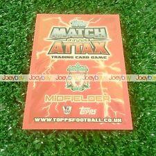 12/13 Hombre Del Partido De Tarjetas Match Attax 2012 2013