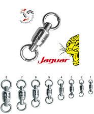 Girelle Cuscinetto Jaguar Dual BB inox tonno serra bolentino traina driftin PP