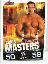 Slam Attax Evolution #054 Chris Masters