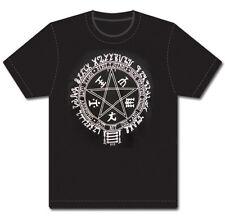 Hellsing Pentagram T-shirt Anime Licensed NEW