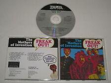 FRANK ZAPPA/FREAK OUT! (ZAPPA ZAP 1) CD ALBUM