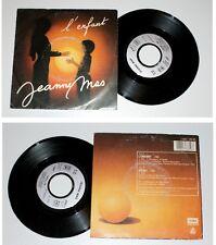 * JEANNE MAS *  L'ENFANT *  45 tr  ( 7'') EMI PATHE VG+ 1986