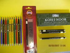 Fallminenstift Fallbleistift Stift Miene Koh-I-Noor Buntstift Druckbleistift