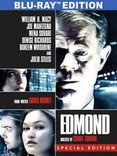 Edmond New Blu-Ray Disc