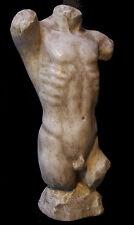 Australian Sculpture / Greek / Italian Style Statue Male TORSO. Hercules. Ltd ed