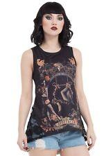 Jawbreaker Clothing - Women's Black Carnival Spectacle Top