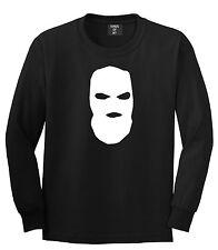 Kings Of NY Ski Mask Long Sleeve T-Shirt Robber Crook