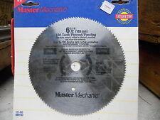 "2 Master Mechanic 6-1/2"" 130T Plywood/Paneling Saw Blade Part#MM1102 (LP050-P-2)"