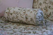 NEW Custom Ralph Lauren Romantic Traveler Floral Neckroll Pillow Neck Roll
