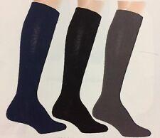 Dr. Motion Mens Cotton Mild Compression Socks 8-15 MMhG, 2 Pairs