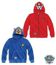 Neu Jacke Fleecejacke Mädchen Jungen Paw Patrol rot blau 98 104 110 116 128 #10