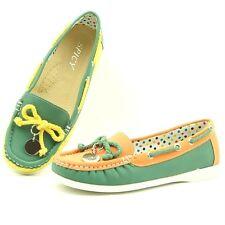 Slip-on Women's Boat Shoes, Moccasins, Loafers 6-11US/36.5-41EU/4-8AU