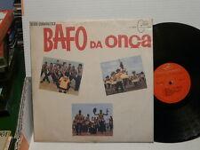 BLOCO CARNAVALESCO Bafo da onça Vol5 MOCAMBO LP 40241