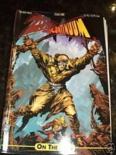 THE XONE CONTINUUM - VOL 2 - NO 1 - Date 1994 - US CALIBER COMIC