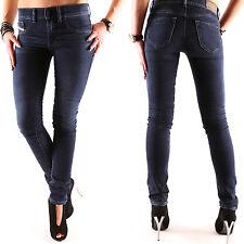 New Diesel Livier super slim jeans femmes pantalon w 24 25 26 27 28 29 30 31 32 34