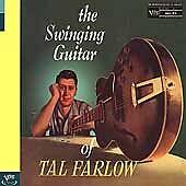 The Swinging Guitar of Tal Farlow by Tal Farlow (CD Digipak, Jan-1999, Verve)