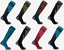 Salomon Damen Acce 2er Pack Ski Socken Lange Skisocken Snowboard Wintersport