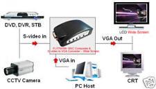 Lenkeng LKV7503W BNC AV to VGA Converter CCTV Camera