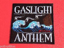 THE GASLIGHT ANTHEM JERSEY PUNK ROCK SEW/IRON ON PATCH