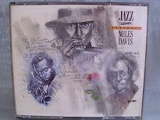 ZOUNDS- Miles Davis Portrait- The Acoustic Miles- 2 CD-Box WIE NEU