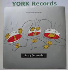 "JIMMY SOMERVILLE - Read My Lips - Ex Con 7"" Single"