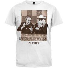 Elton John & Leon Russel - The Union Adult Mens T-Shirt