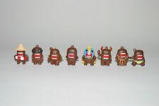 NEW Domo Figures Figurines Set of 8 Vending Machine Toy