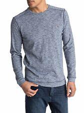 Quiksilver Herren Sweatshirt LINDOW CREW (Medieval Blue)