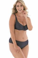 Costume donna Bikini coppa D spalline regolabili slip a vita alta Lisbona