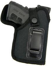 OWB Belt Slide & IWB AIWB Holster w/ Body Shield for LASERS - Choose Your Gun