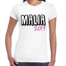 Malia 2017 VACANZA - Donna T Shirt - Tour nubilato da CLUB