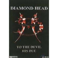 Diamond Head - To The Devil His Due ( Heavy Metal DVD )