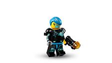 Lego cyborg series 16 choose parts legs torso head hair armour gun pistol stud