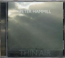 PETER HAMMILL CD Thin air  2009  UK  NEAR MINT  Ottimo