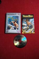 Prince of Persia : Les Sables du Temps pour PlayStation 2