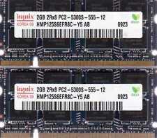 4GB Kit Toshiba Satellite A100 A105 A110 A200 A205 A215 A300 A305 A305D Memory