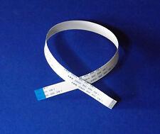 Ffc B 9pin 1.0 pitch Flex Flat Ribbon Cable plano 10cm 20cm 30cm 50cm 100cm 1m