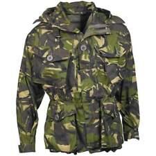 British Army Windproof Smock DPM Camouflage Military Surplus Jacket - Grade 1