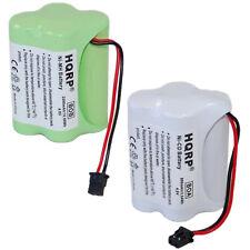 HQRP 4.8V 800mAh or 2200mAh Battery for Uniden BEARCAT / SPORTCAT Series Scanner