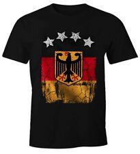 Cooles Herren T-Shirt Deutschland Fan-Shirt WM 2018 Fußball Weltmeisterschaft