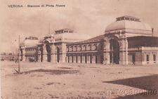 * VERONA - Stazione di Porta Nuova