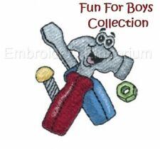 Divertimento per ragazzi RACCOLTA-MACCHINA EMBROIDERY Designs su CD