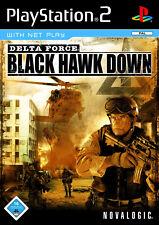 Delta Force: Black Hawk Down PS2 Playstation 2