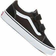 a3b25e64b8904c Vans K Old Skool Kinder-Sneaker Klettverschluss Turnschuhe Schuhe  Klettschuhe