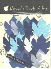75 x DIE CUT MINI Foglie forme / Mulberry Carta / artigianato / Cardmaking / Decoupage / ARTE